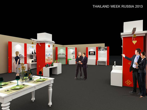 Thailand Week in Russia – 2013